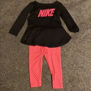 Nike 18 month outfit